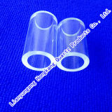 Tubo de cristal inferior de cuarzo del hidróxido