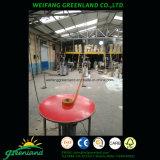 Bande de bordure foncée de PVC pour les meubles de bonne qualité et le produit de portes