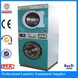 Secador comercial de la arandela de la pila de la calefacción de fichas