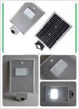 20W 1つの太陽街灯の屋外LEDの庭ライト工場すべて