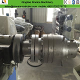 Machines van de Productie van de Extruder van de Pijp van de Drainage van pvc de Interne Plastic
