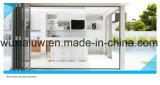 Porte Bi-Fold en aluminium pour la Chambre