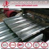 Lamiera di acciaio rivestita del tetto dello zinco lungo della portata di Z180 JIS G3302
