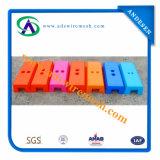 Clôtures temporaires de pieds en plastique (ISO9001)