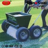 Hand-Push машина песка Infill для искусственной травы