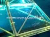 Венчание высокого качества напольное Rend платформа этапа бассеина акриловая