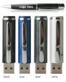 Feder USB-Laufwerk mit Form-Art, 1GB-64GB kann erhältlich sein