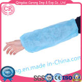 Luva protetora do braço descartável para o uso médico