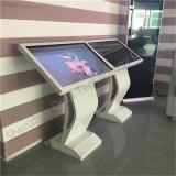 Kiosque auto-entretenu en poudre avec clavier