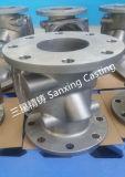 OEM-Precision литой стальной пластины клапана