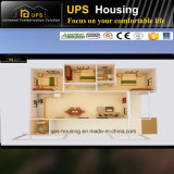 Легкий собирая Prefab дом для виллы с 3 спальнями