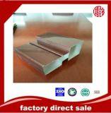 Profil de Gloden anodisé par aluminium pour le guichet et la porte