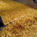Heiße Verkaufs-Kartoffelchip-Chipsletten/gefrorene Pommes-Frites, die Maschine braten