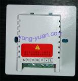 Einfache Verbrauch-Digital-Wasser-Fußboden-Heizungs-Temperatursteuereinheit (BS-108-F)