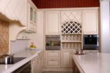 2016 Welbom Wholesale Modern Stylish White Matte Lacquer Wooden Kitchen Cabinet