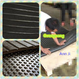 Antifatigue Rubber Horse Stall Mat, agriculture Rubber Matting
