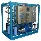 Sistema/apparecchiatura di desalificazione dell'acqua di mare
