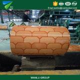 Bois de la configuration PPGI/Folower/brique/qualité de marbre de PPGI meilleure