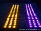 Módulo do diodo emissor de luz de Warmwhite de 5730 injeções para a letra de canaleta dos sinais