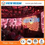 Alta precisione & segno esterno senza giunte dello schermo del LED per la televisione \ radio \ visualizzazione di immagine