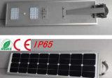 保証3年は50のヶ国ISOセリウムによって証明された30W太陽動力を与えられたエネルギーLED街灯の値段表で適用した