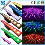 Het LEIDENE Licht van de Staaf met van het LEIDENE 12PCS RGB 3in1 LEIDENE +72PCSPixel Spaander voor Staaf