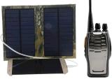 Il caricatore solare del Interphone del citofono completamente si è caricato in 1-2 ore