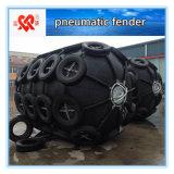 La protección del buque o embarcación neumática Marina Fender