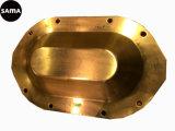 Edelstahl Investment Precision Casting für Valve Cover mit Machining
