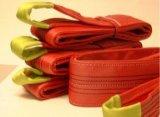 Imbracatura piana della tessitura con le bande di capienza