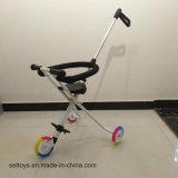 China Kids Bebê Triciclo Bike sobre brinquedos Scooter Três Wheeler carrinho de bebé