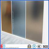 3-12mm Rückseiten-Lack-Glas/lackiertes ausgeglichenes Glas-Panel/dekoratives Glas