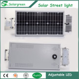 40W Long Life Span Fácil instalação Solar Street Lamp