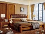 Festes hölzernes Bett-moderne Betten (M-X2230)