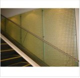 Decorative FRP Translucent Grating for Special Material Building