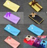 Feine Großhandelsrasterfelder des Vierecks-18 des Schokoladen-Kastens, Schokoladen-verpackenkasten, Süßigkeit-Geschenk-Kasten