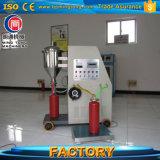 Машина завалки порошка огнетушителя изготовления Китая полноавтоматическая