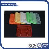 4 Doos Van uitstekende kwaliteit van de Lunch van het compartiment de Goedkope pp Plastic
