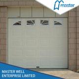 Control remoto motorizado de la puerta de garaje seccionales Puertas de garaje, Hardware, de 40 mm de grosor del panel de puerta del garaje