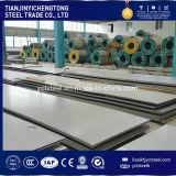 Plaque d'acier inoxydable d'ASME SA-240 304/pente 316 inoxidable de la feuille 304
