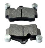 Garniture de frein avant libre des pièces de rechange Mk D2104 de véhicule d'amiante de garniture d'interruption pour Toyota Hiace 04465-25040