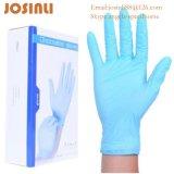 Высокое качество одноразовые нитриловые перчатки исследования