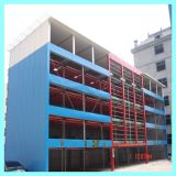 Estructura de acero de la robusteza del sistema elegante hidráulico del estacionamiento para el estacionamiento del coche