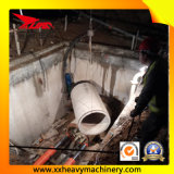 Linha de produção da máquina aborrecida do túnel de Epb
