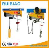 Gru Chain elettrica PA100 PA200 PA250 PA500 PA800 PA1000 della fune metallica