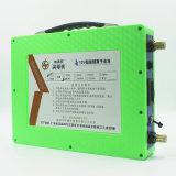 Batterie rechargeable 12V35Ah lithium batterie LiFePO4 BMS avec boîtier en ABS