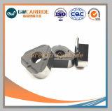 De Scherpe Hulpmiddelen van het Carbide van het wolfram, CNC de Tussenvoegsels van het Carbide van het Wolfram