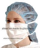 Protezione Bouffant della calca a gettare non tessuta di protezione del locale senza polvere