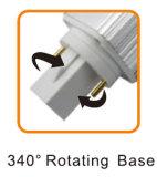 230V PLC de la lámpara del G-24 Gx24 G23 Gx23 E27 B22 12W LED del amortiguador SMD2835 SMD5630