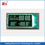 O Va-LCD monitora o indicador negativo azul do LCD da tela